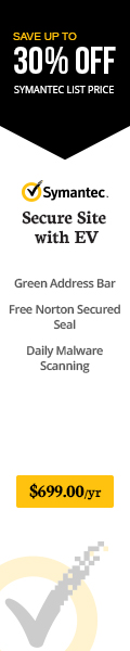 Comodo Essential SSL Leaderboard (728 x 90)